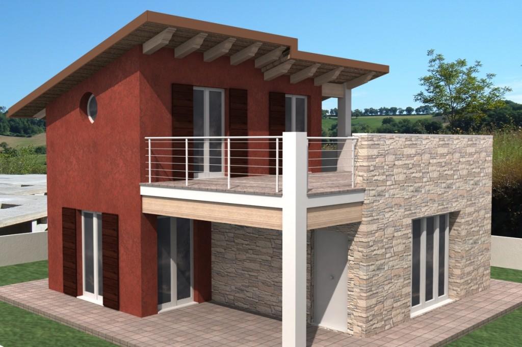 Studio di architettura architetto civitanova marche for Case di architettura spagnola