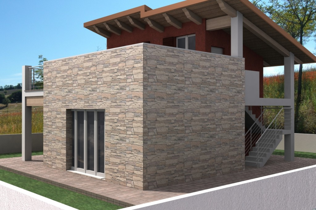 Studio di architettura architetto civitanova marche for Case architettura